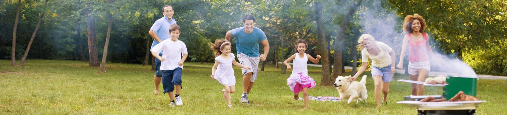 Vakantie vieren met het gezin bij Familiecamping De Kleine Wielen
