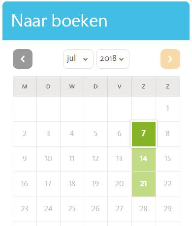 Zomervakantie Friesland - Boek nu bij Familiecamping De Kleine Wielen