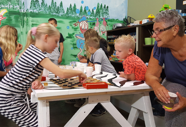 Kidsclub bij Familiecamping De Kleine Wielen